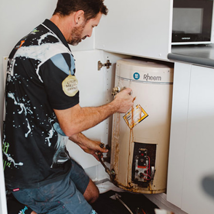 Hot Water System Bulimba