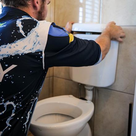 Toilet Plumbing Bulimba